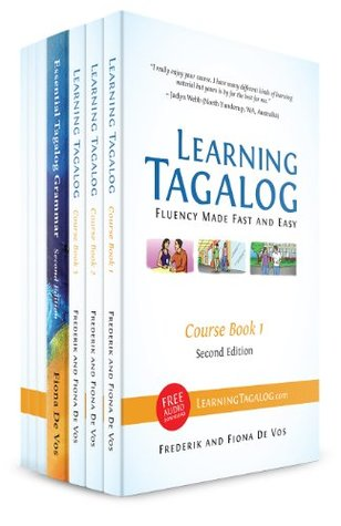 Learning Tagalog - Fluency Made Fast and Easy - Complete Course (7-Book Set) + Free Audio Download