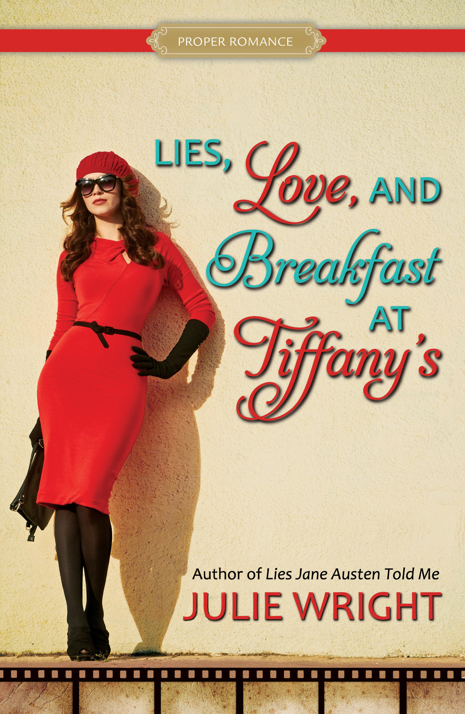 Lies, Love, and Breakfast at Tiffany's