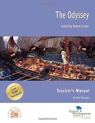 The Odyssey retold by Robin Lister Teacher's Manual