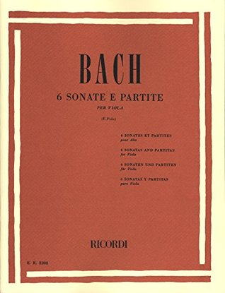 Bach: 6 Sonatas and Partitas