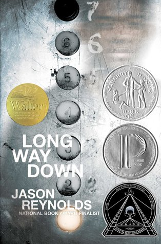 Long way down, best reads of 2017