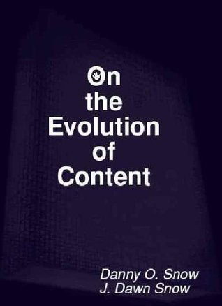 On the Evolution of Content