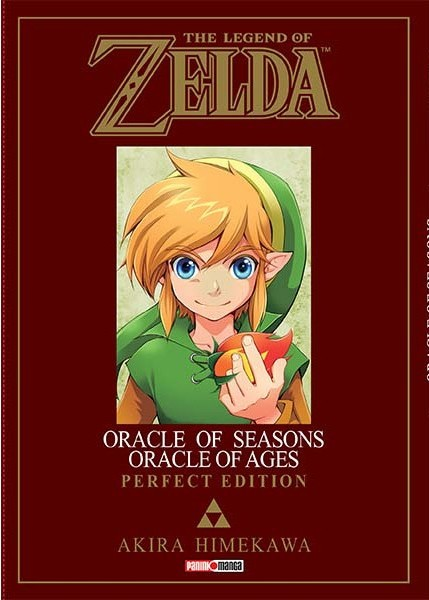The Legend of Zelda:  Vol. 2: Oracle of Seasons, Oracle of Ages , Perfect Edition (The Legend of Zelda: Legendary Edition #2)