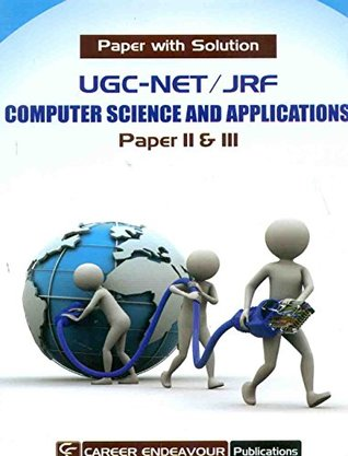 UGC-NET/JRF Computer Science and Applications Paper II & III Paper with Solution