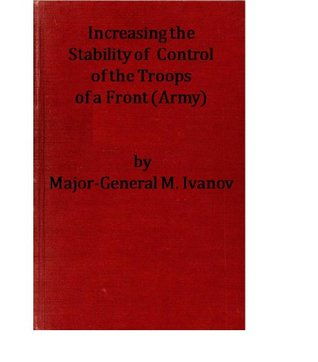 Increasing the Stability of Control of the Troops of a Front