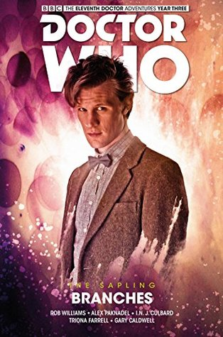 Doctor Who: The Eleventh Doctor, The Sapling Vol 3: Branches