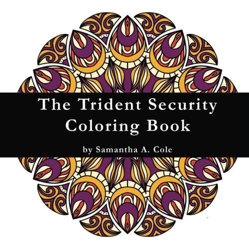 The Trident Security Coloring Book