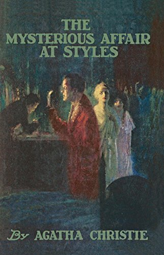 The Mysterious Affair at Styles by Agatha Christie (Annotated): James Lynn