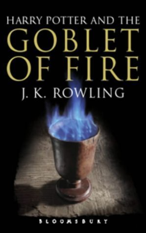 Harry Potter and the Goblet of Fire (Book 4): Adult Edition by J. K. Rowling (2004-07-10)