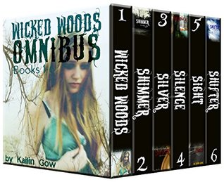 Wicked Woods Omnibus Books 1-6 (Wicked Woods Series Complete Set)