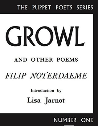Growl and Other Poems