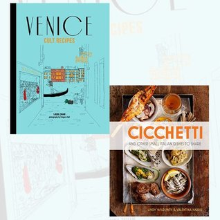 Italian cookery Collection 2 Books Bundle