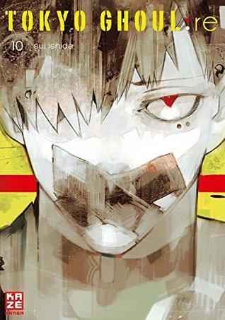 Tokyo Ghoul:re 10 par Sui Ishida, Yuko Keller
