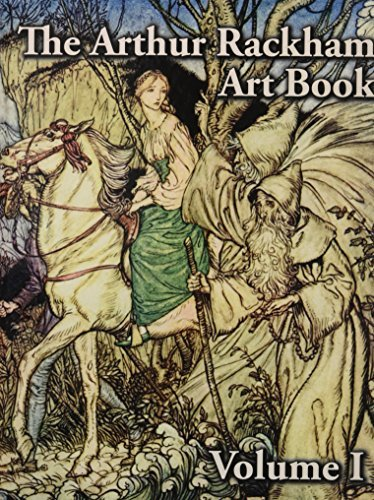 The Arthur Rackham Art Book