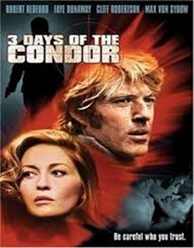 MOVIE SCRIPTS - Three Days of the Condor - SCREENPLAY BOOK