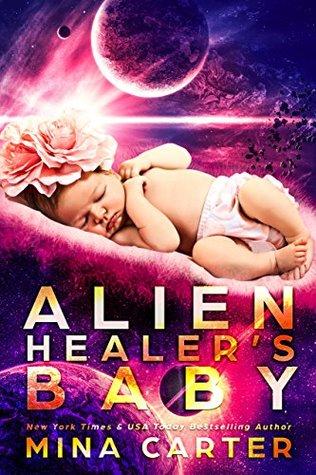 Alien Healer's Baby (Warriors of the Lathar, #4)