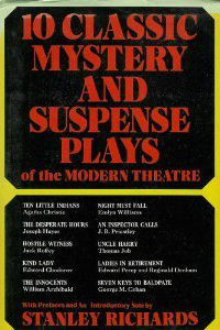 10 Classic Mystery and Suspense Plays of the Modern Theatre