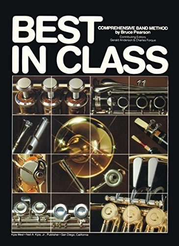 W3PR - Best in Class Book 1 - Percussion (Drums & Mallets)