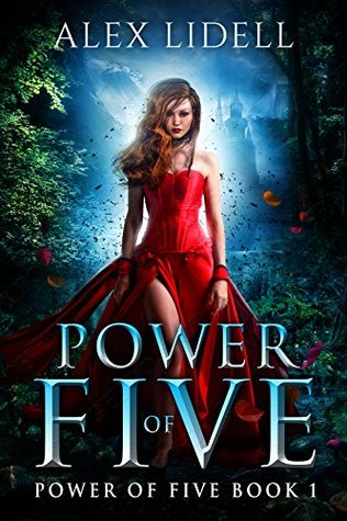 Power of Five (Power of Five #1)