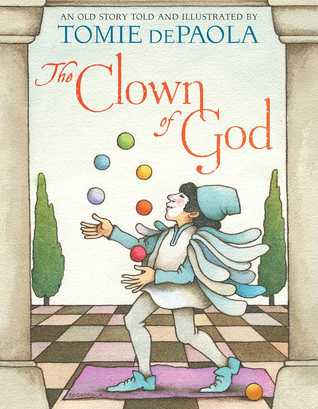 The Clown of God por Tomie dePaola