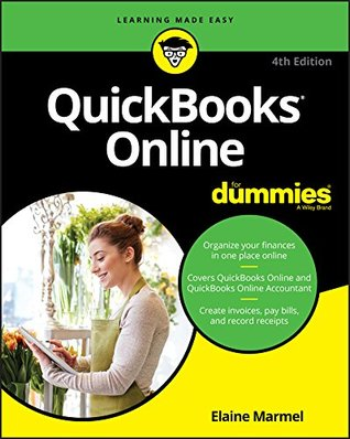 QuickBooks Online For Dummies (For Dummies