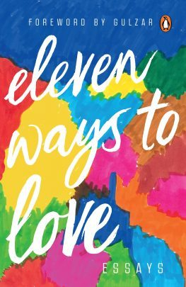 Eleven Ways to Love: Essays
