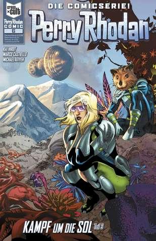 Perry Rhodan Comic 6: Kampf um die SOL - Teil 3