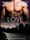 Love on the Outskirts of Town (Pine Harbour, #7)