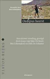 Oedipus heerst. Vertaald door Ben Schomakers