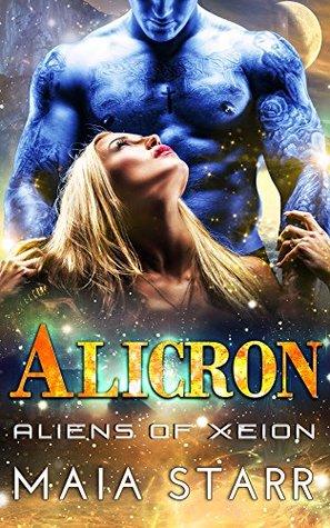 Alicron (Aliens of Xeion, #1)