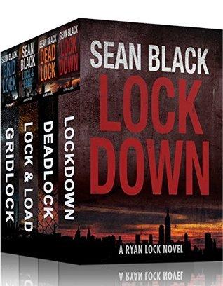 4 Ryan Lock Crime Thrillers: Lockdown; Deadlock; Lock & Load; Gridlock (Ryan Lock Box Set Book 2)