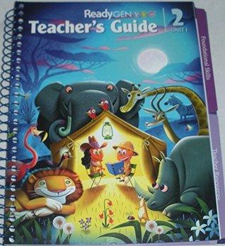 ReadyGEN Teacher's Guides Unit Module 1 Grade 2