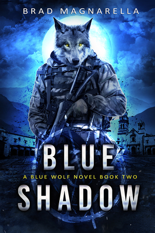 Blue Shadow (Blue Wolf, #2)