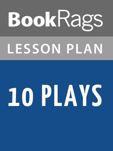 Lesson Plans 10 Plays by Euripides