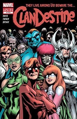 ClanDestine (2008) #1