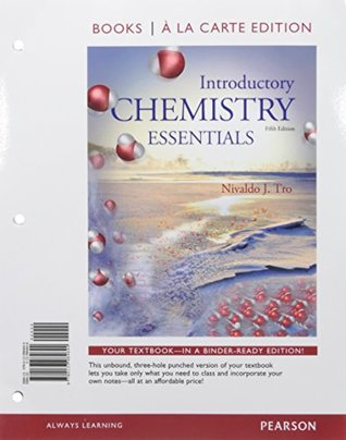 Introductory Chemistry Essentials, Books a la Carte Edition; Modified MasteringChemistry with Pearson eText -- ValuePack Access Card -- for Introductory Chemistry (5th Edition)