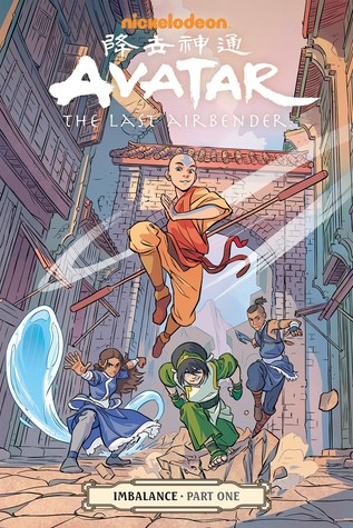 Avatar: The Last Airbender: Imbalance, Part One