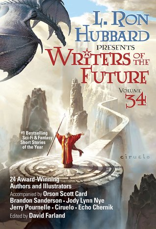L. Ron Hubbard Presents Writers of the Future 34