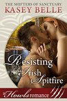 Resisting His Irish Spitfire (Howls Romance; Shifters of Sanctuary Book 1)