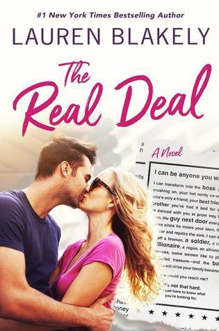 The Real Deal (Lauren Blakely)