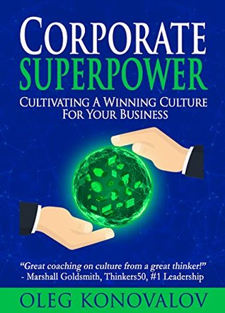 CORPORATE SUPERPOWER by Oleg Konovalov