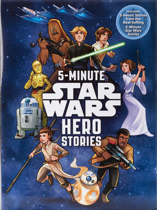 5-Minute Star Wars Hero Stories