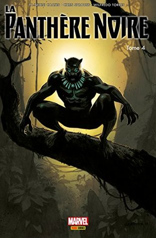 black panther book 4 avengers of the new world book 1