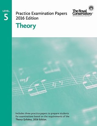 EX1601 - Official Examination Papers: Level 5 Theory 2016 edition