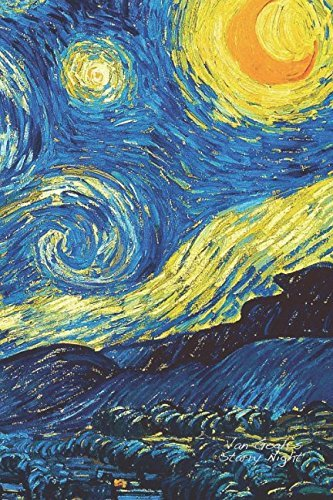 Van Gogh's Starry Night: Lined Notebook (Van Gogh Art Series)