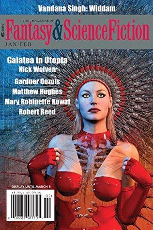 The Magazine of Fantasy & Science Fiction January/February 2018 by C.C. Finlay
