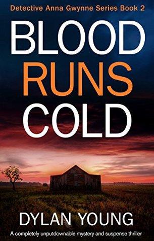 Blood Runs Cold (Detective Anna Gwynne #2)