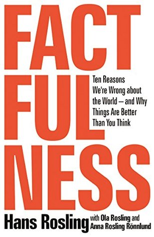 Factfulness: Ten Reasons We're Wrong About the World—and Why Things Are Better Than You Think