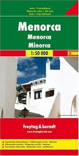Minorca Road Map