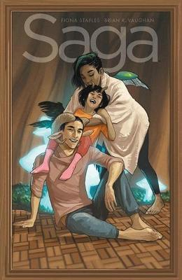 Saga, Volume 9 cover